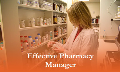 The Effective Pharmacy Manager