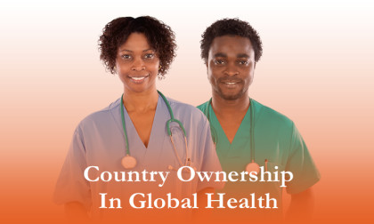 Country Ownership In Global Health