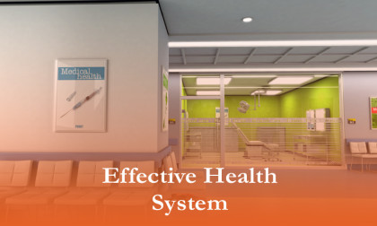 Effective Health System Management
