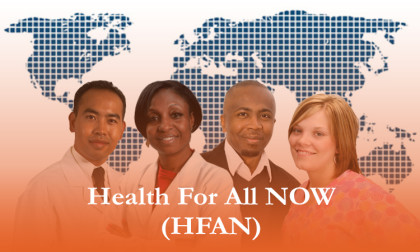 Health For All Now