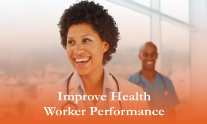 Improve Health Worker Performance