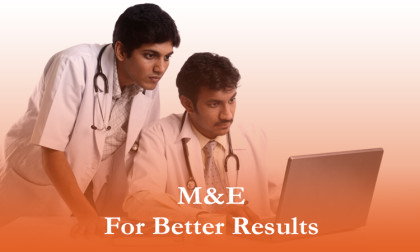 M&E for Better Results
