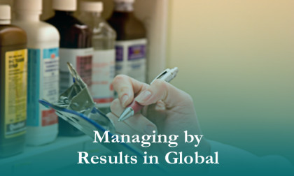 Managing by Results in Global Health