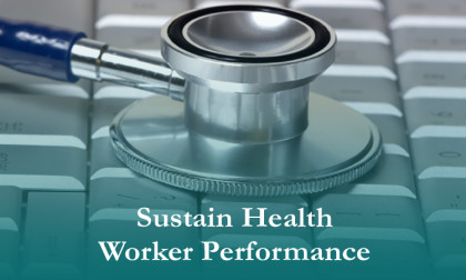 Sustain Health Worker Performance