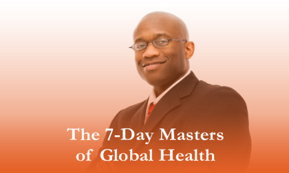 The 7-Day Masters of Global Health