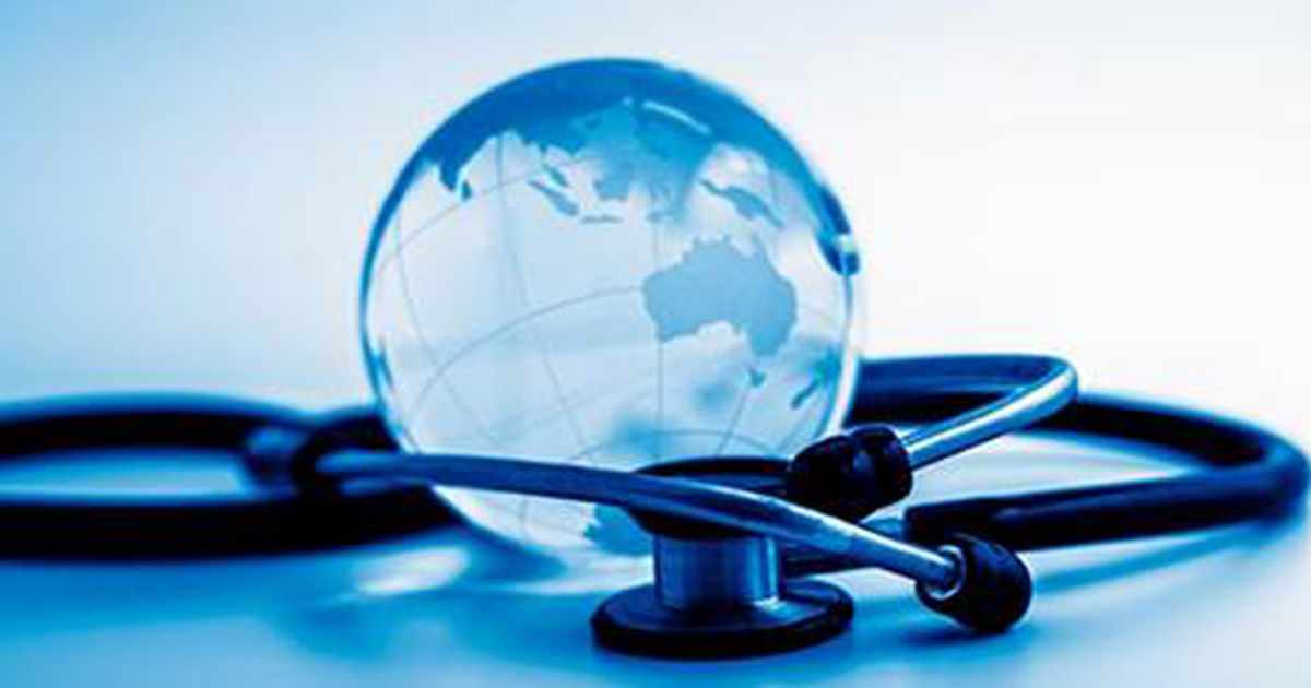 global health care The global health network is a collection of websites, each establishing professional communities with the aim of supporting research in their specific field these.