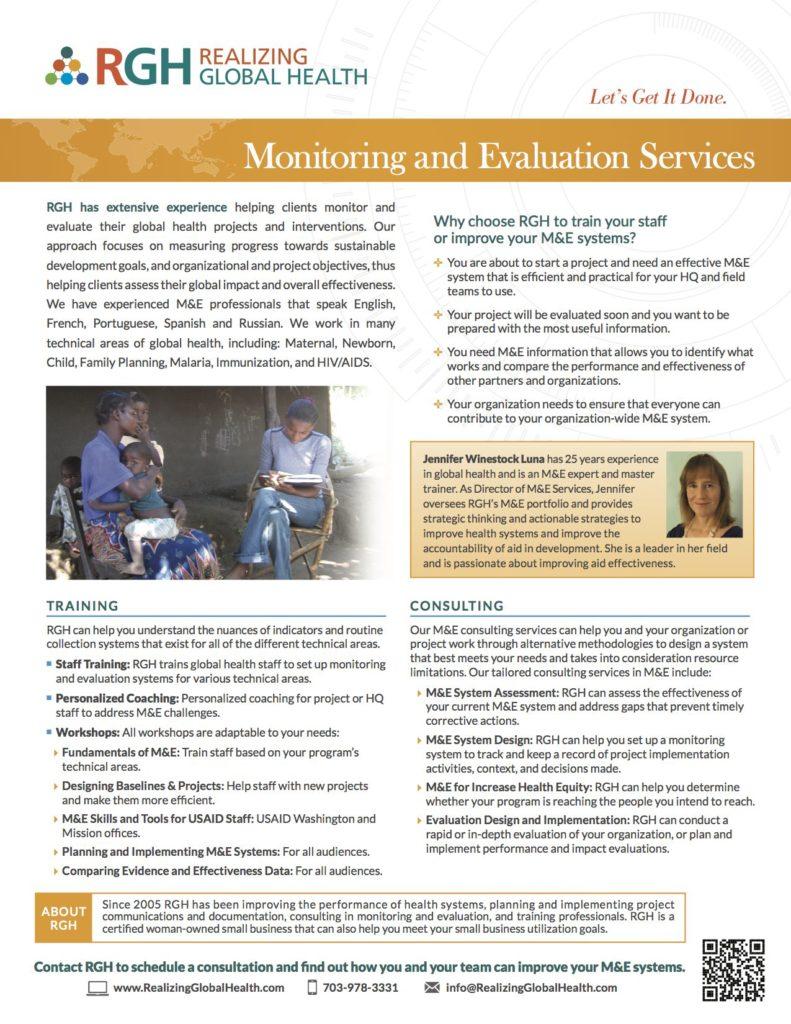RGH_M&E Services